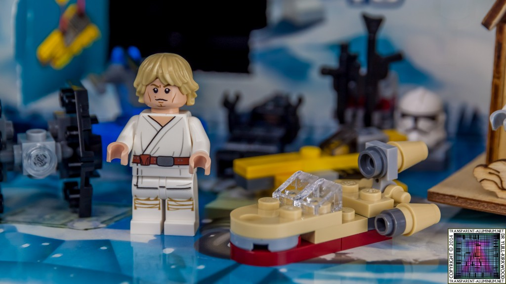 LEGO Star Wars Calendar Mini Figure Day (14)