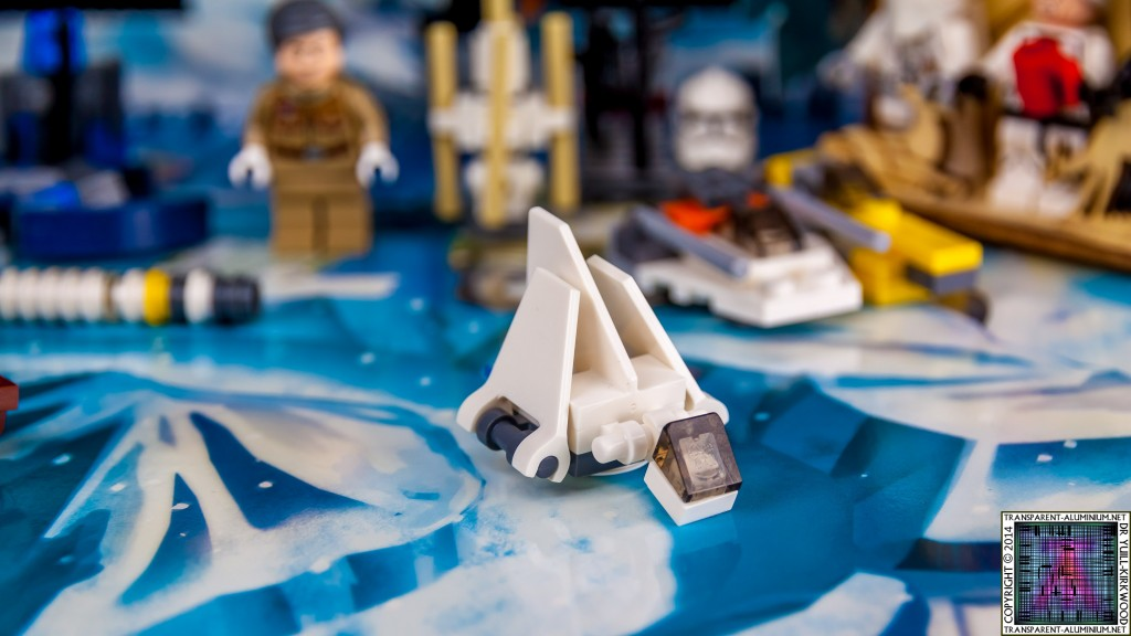 LEGO Star Wars Calendar Mini Figure Day (20)