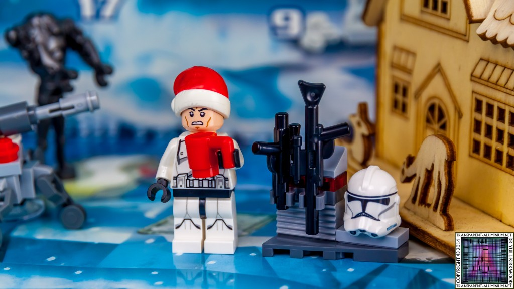 LEGO Star Wars Calendar Mini Figure Day (6)
