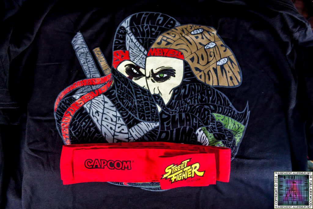 Loot Crate November 2014 Battle T-Shirt (2)