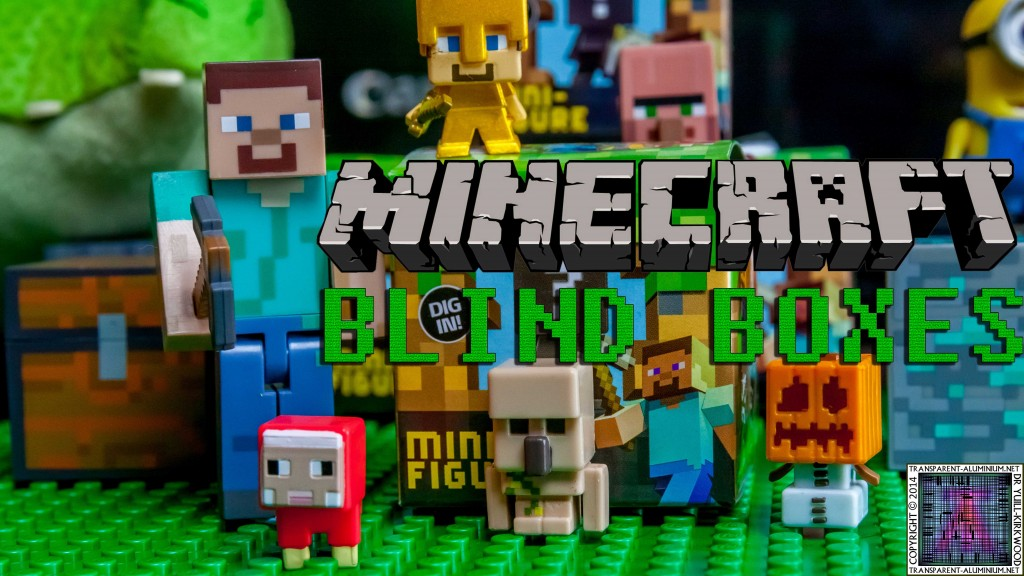 Minecraft Blind Boxes thumb 2