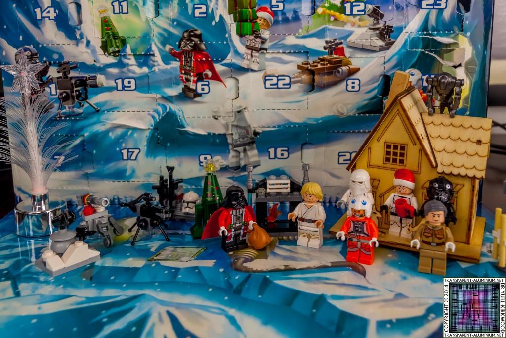 LEGO Star Wars Calendar 2014 (1)