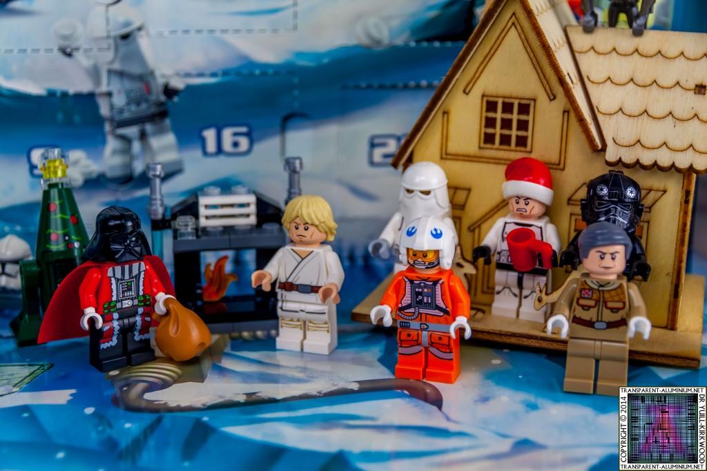 LEGO Star Wars Calendar 2014 (2)