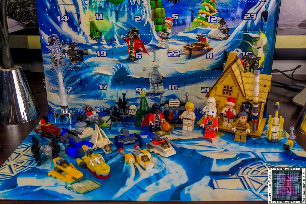 LEGO Star Wars Calendar 2014 (3)
