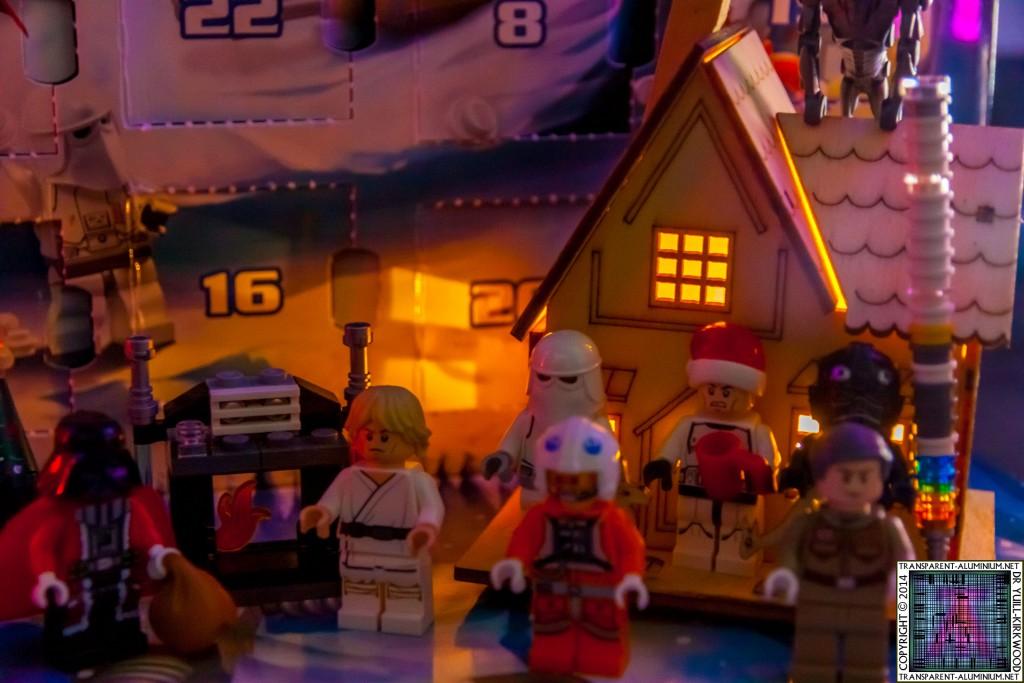 LEGO Star Wars Calendar 2014 (4)
