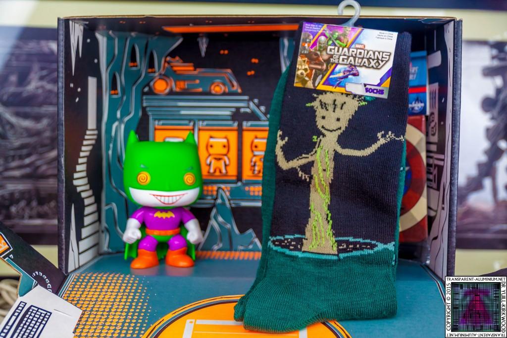 Groot Socks (2)
