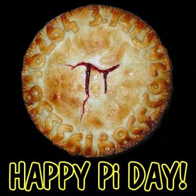 Happy Pi Day 2015
