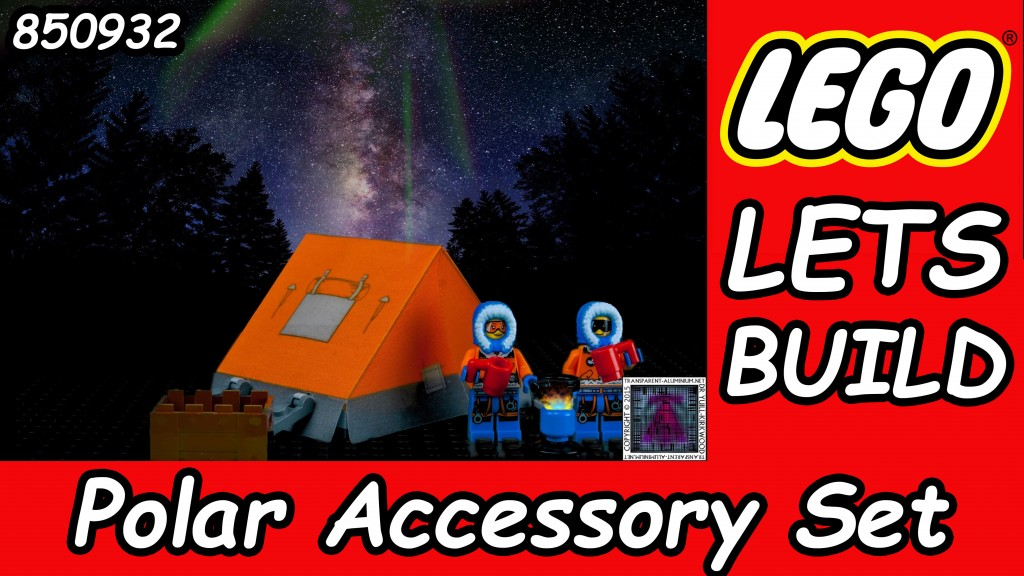LEGO Polar Accessory Set 850932 thumb