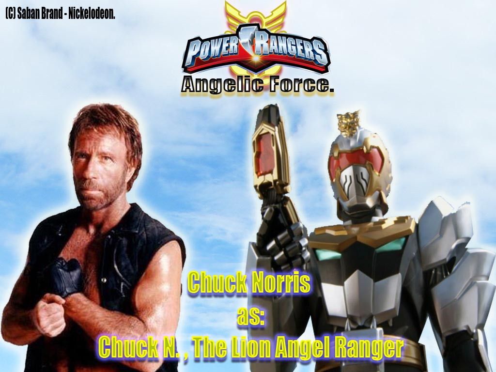 Chuck Norris as: Chuck N. The Lion Angel Rander