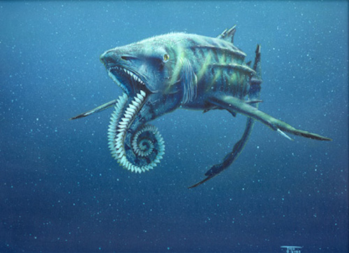 extinct-ocean-helicoprion