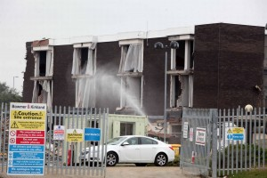 Silverlink Demolition (1)
