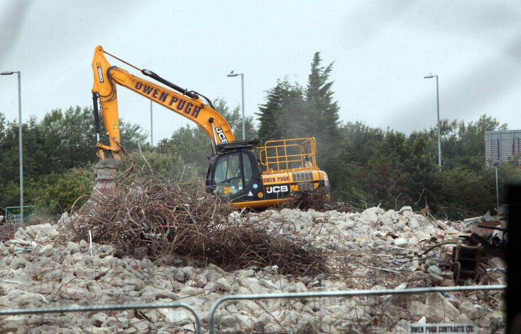 Silverlink Demolition (3)