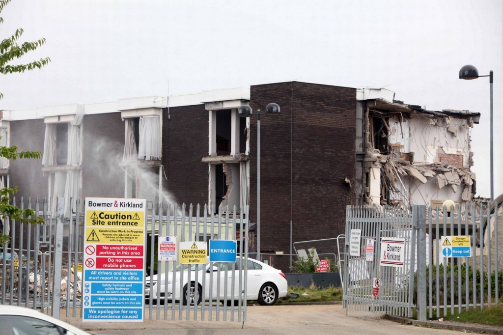 Silverlink Demolition (5)