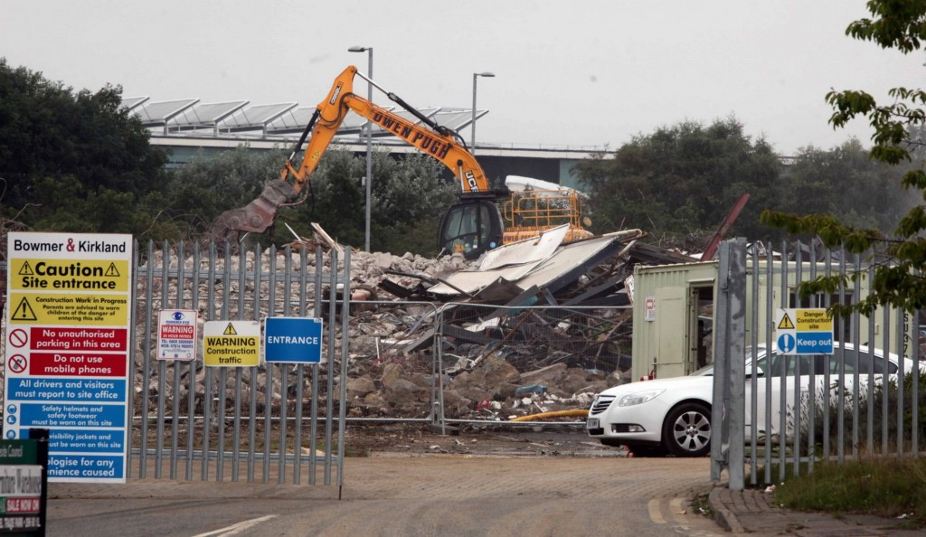 Silverlink Demolition (6)