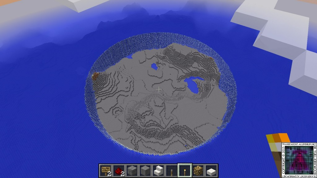 Minecraft - Ocean City Foundations