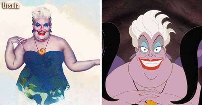 Ursula The Little Mermaid