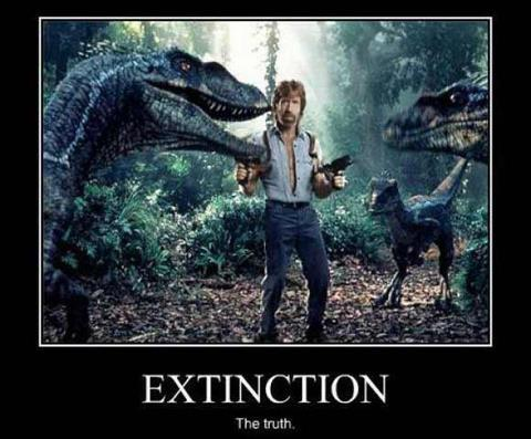 Extinction The Truth