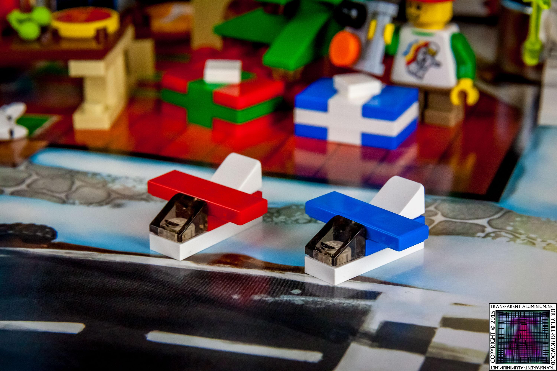 LEGO City Advent Calendar Day 19 – 60024 | Transparent ...