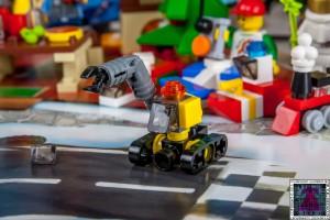 LEGO City Advent Calendar 2015 - Day 22 (1)