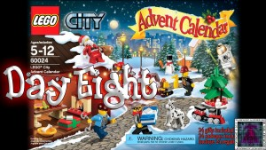 LEGO City Advent Calendar 60024 thumb - Day 08