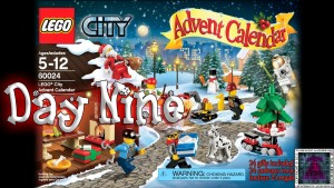 LEGO City Advent Calendar 60024 thumb - Day 09
