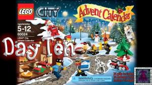 LEGO City Advent Calendar 60024 thumb - Day 10