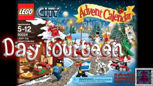 LEGO City Advent Calendar 60024 thumb - Day 14