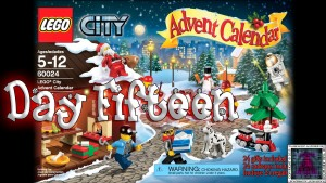 LEGO City Advent Calendar 60024 thumb - Day 15
