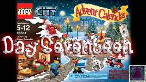 LEGO City Advent Calendar 60024 thumb - Day 17