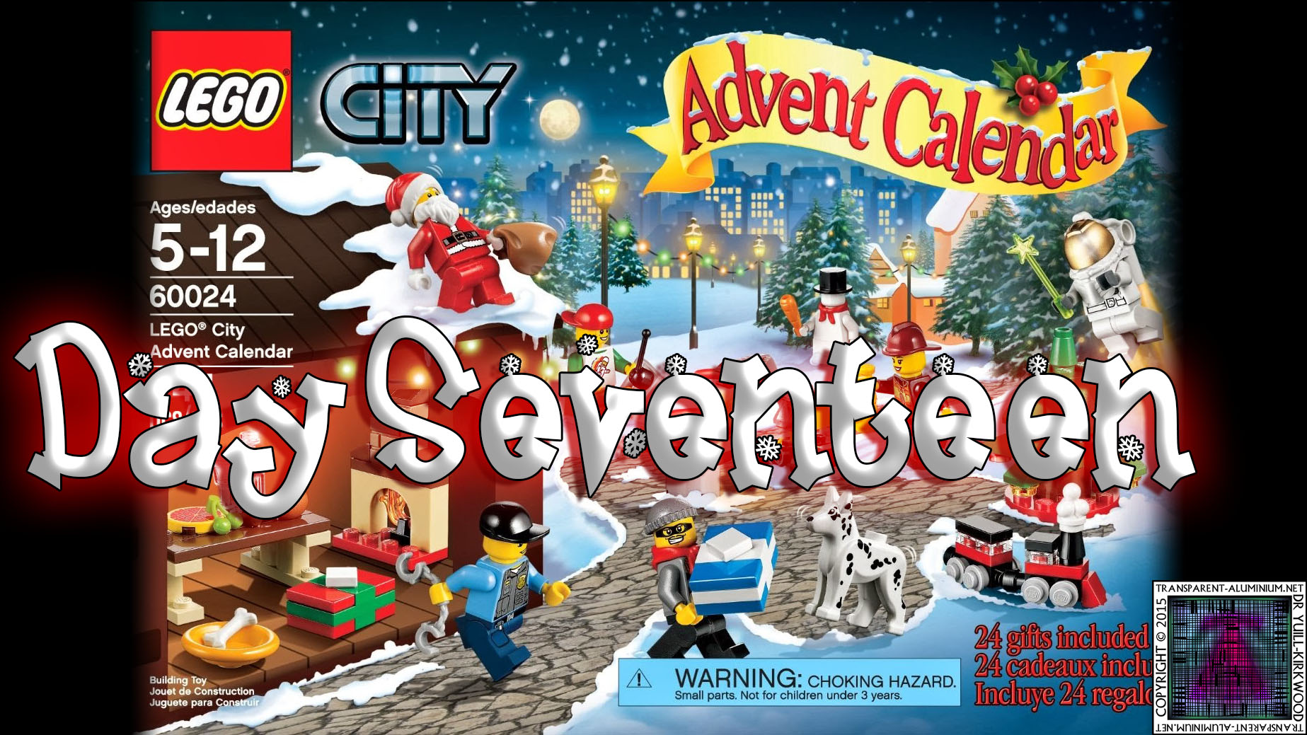 LEGO City Advent Calendar Day 17 – 60024