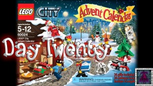 LEGO City Advent Calendar 60024 thumb - Day 20