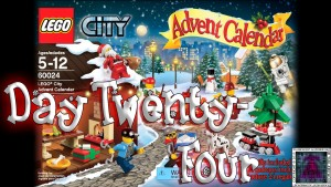 LEGO City Advent Calendar 60024 thumb - Day 24