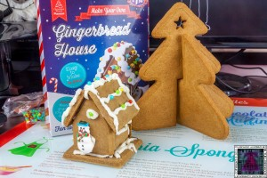 Christmas Gingerbread House - Lets Build (10)