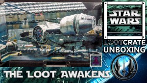Loot Crate - Star Wars Limited Edition thumb