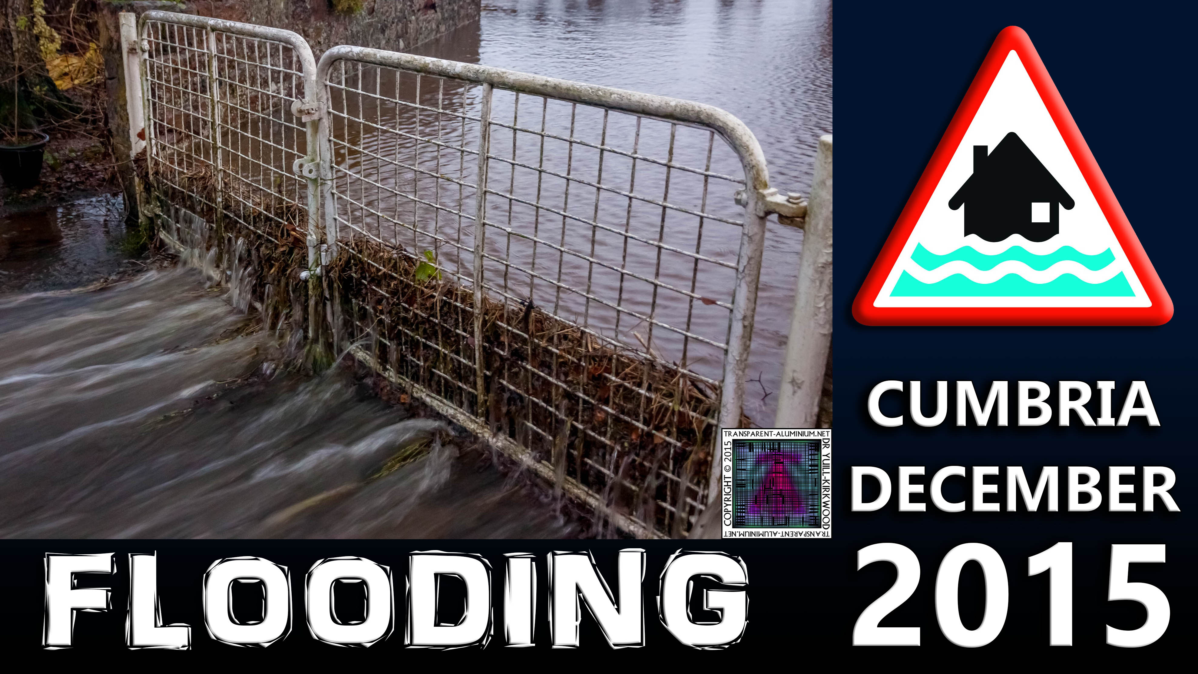 Cumbria Flooding December 2015