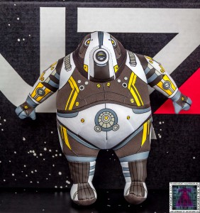 N7 Mass Effect Volus Plush