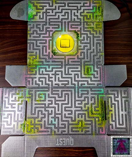 Loot Crate - April 2016 Quest Box Art Labyrinth (2)