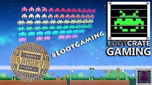 Loot Gaming March 2016 Legacy Box thumb