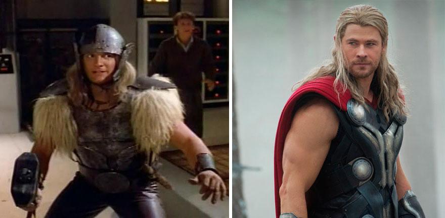Thor 1978 vs 2015