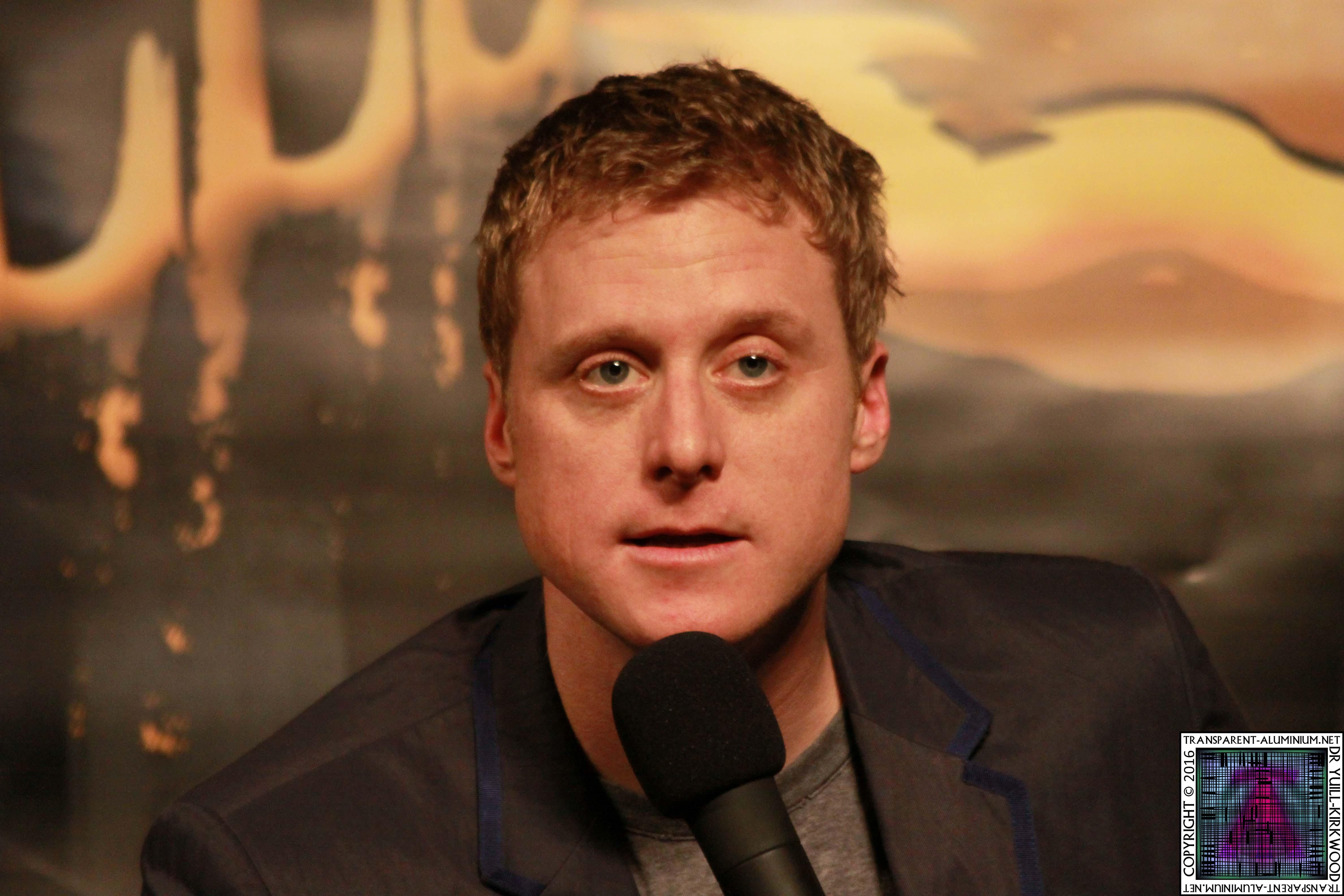 Hallowhedon2 2010 – Saturday: Alan Tudyk