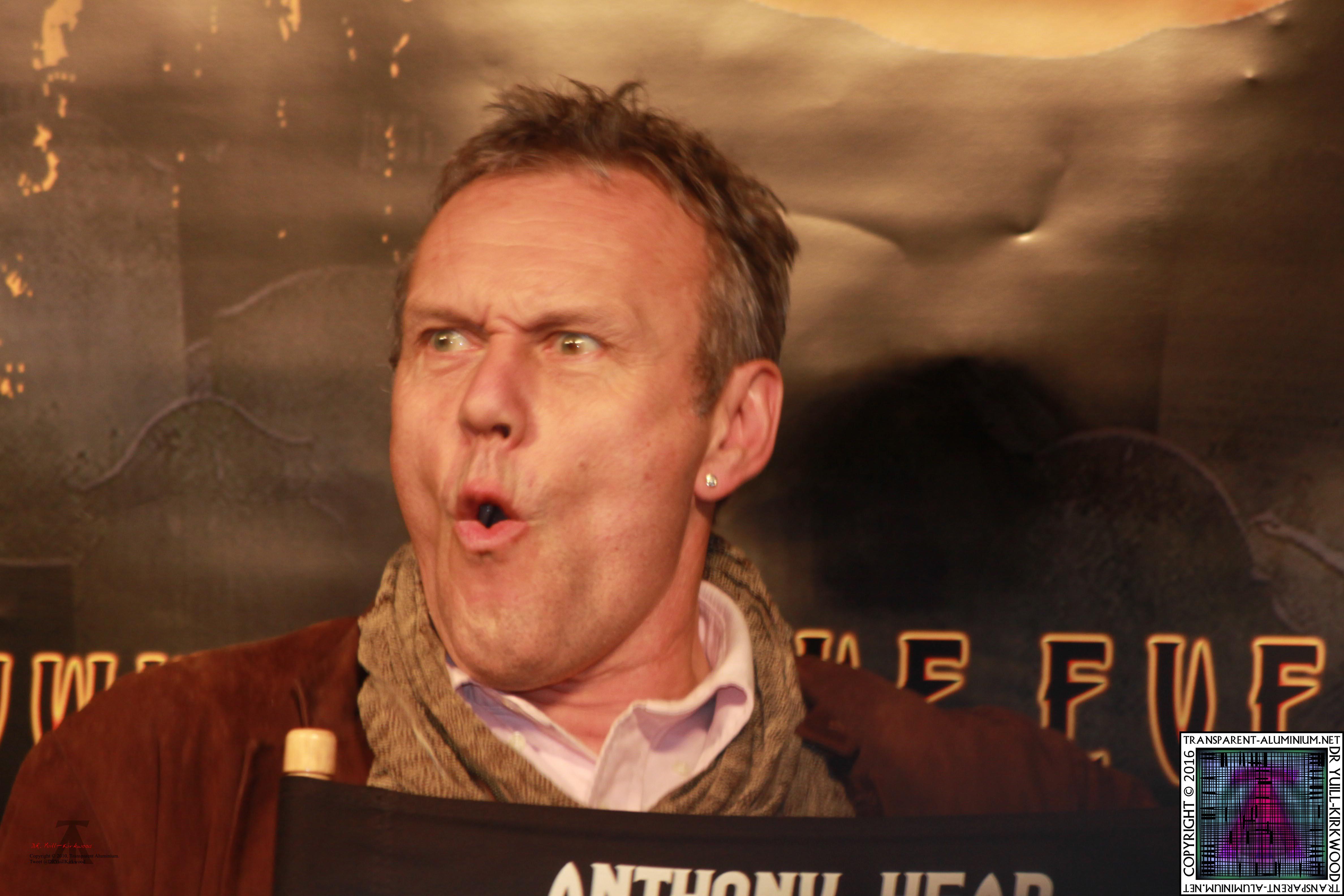 Hallowhedon2 2010 – Saturday: Anthony Stewart Head