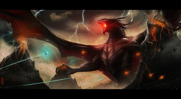 5. Ancalagon the Black