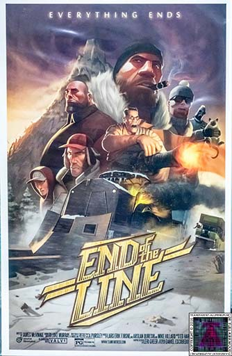 Team Fortress 2 Movie Print