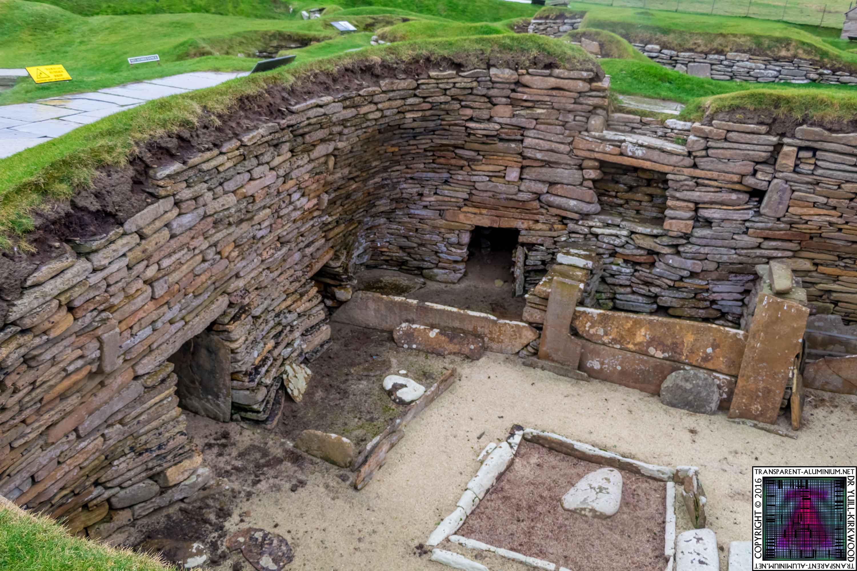 Orkney Skara Brae Prehistoric Village