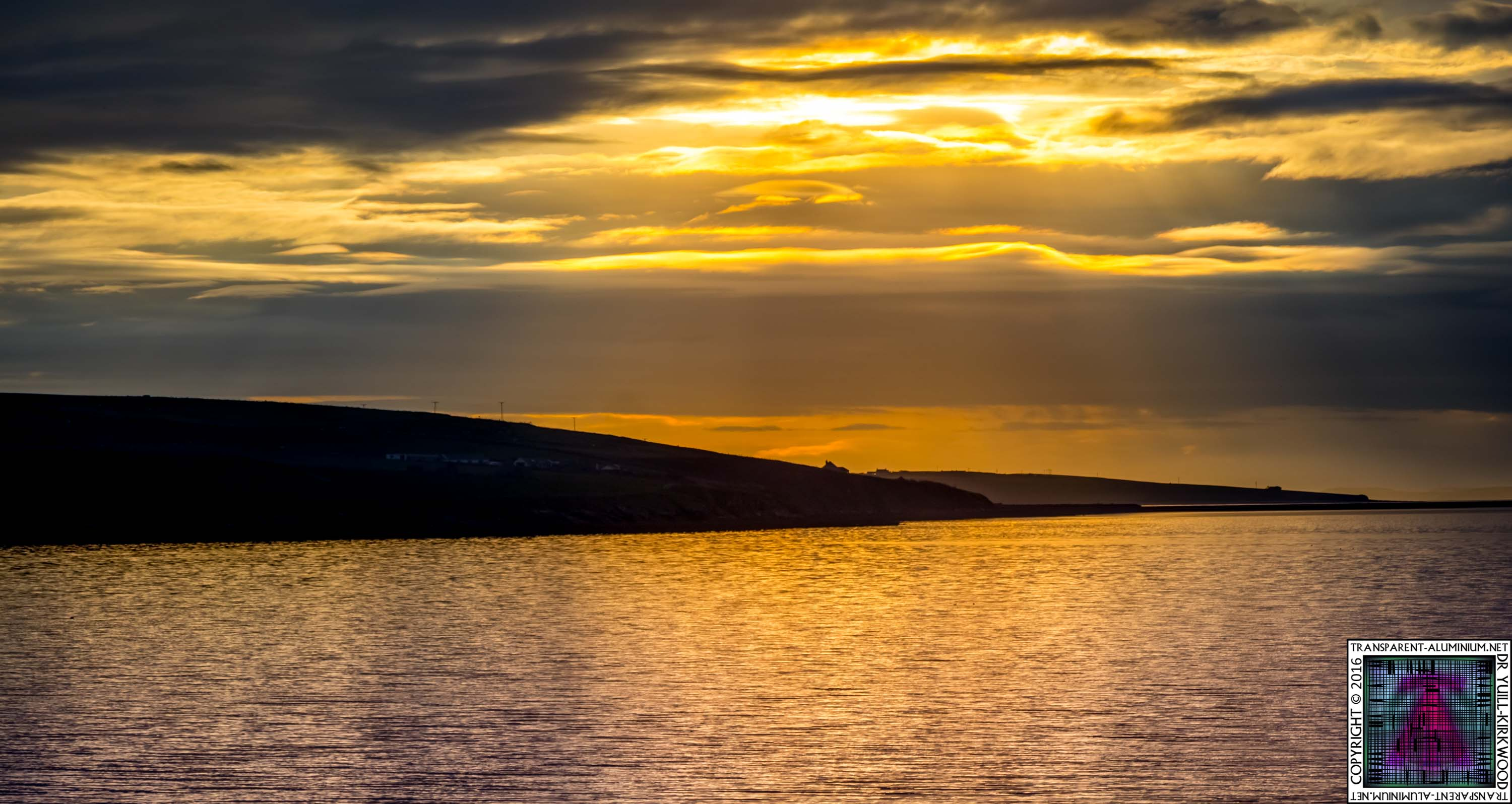 Orkney Sunset