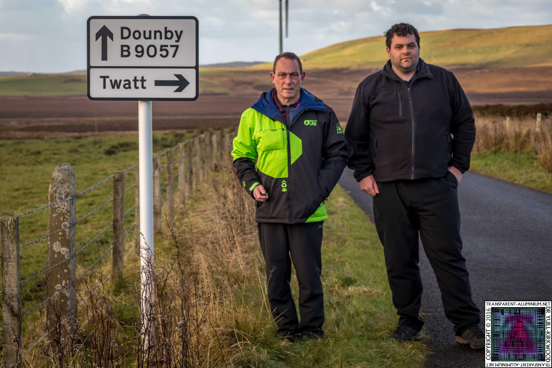 The Orkney Twatt's :p