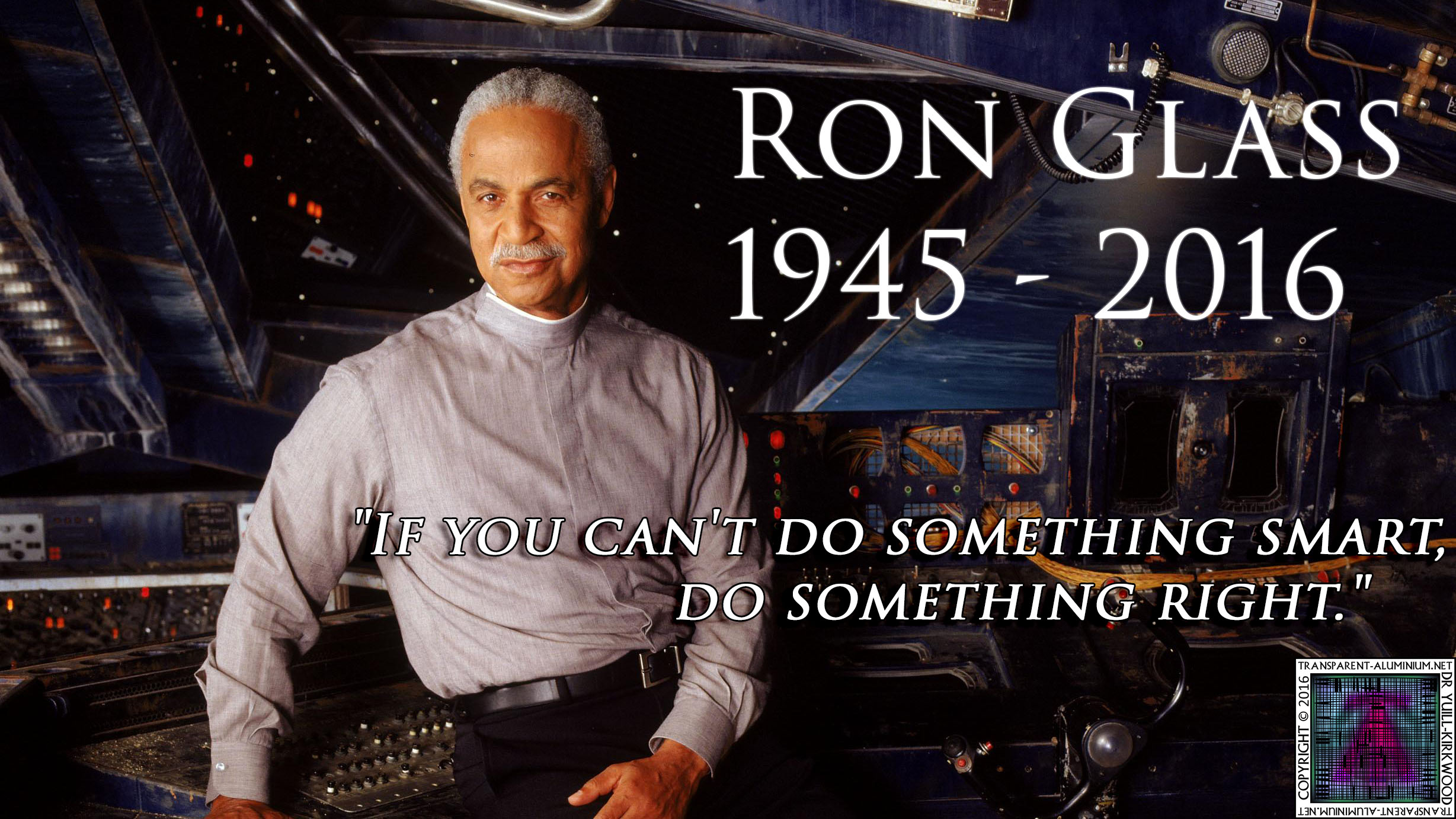 Ron Glass 1945 - 2016