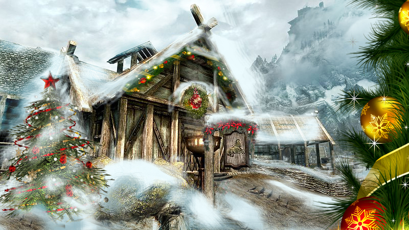 christmas-in-skyrim-2