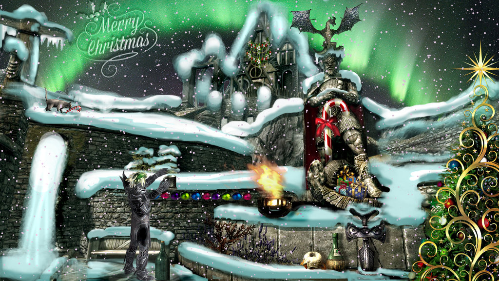 christmas-in-skyrim-3