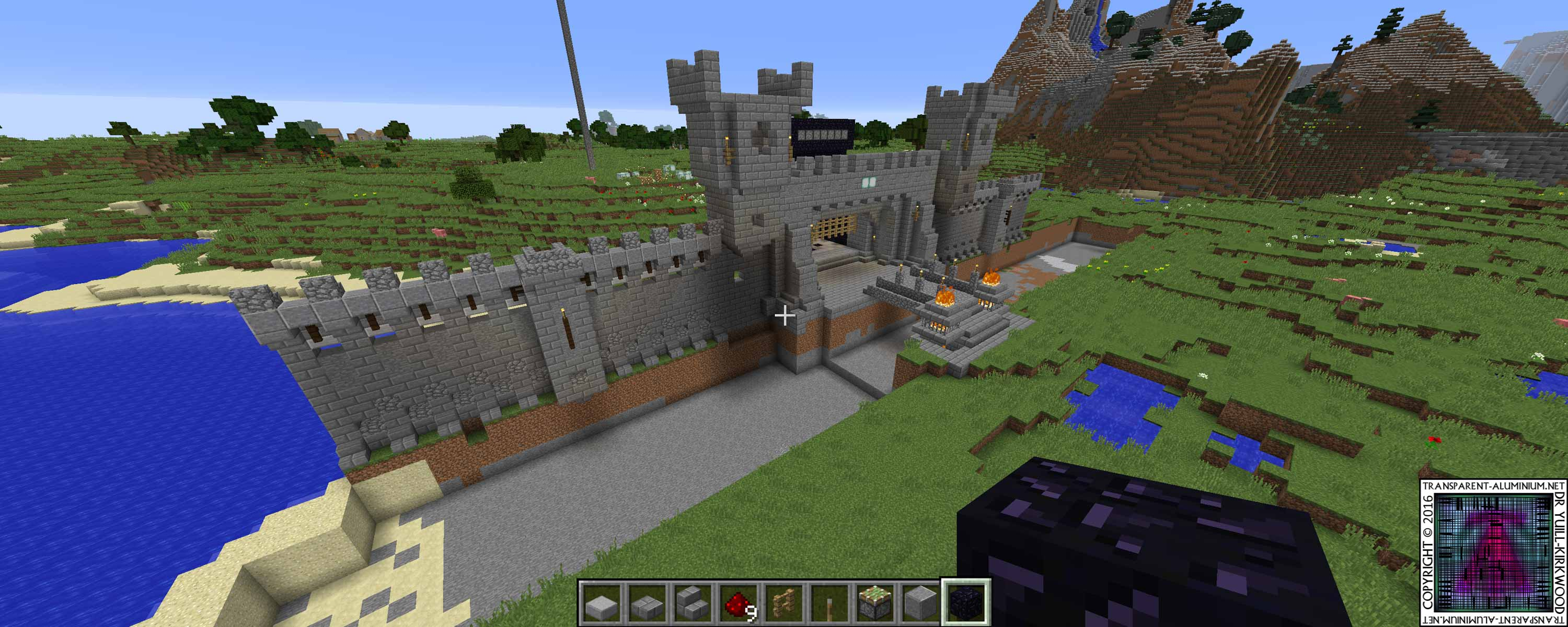 minecraft-castle-gates-1